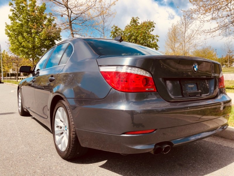 BMW 5-Series 2008 price $8,888