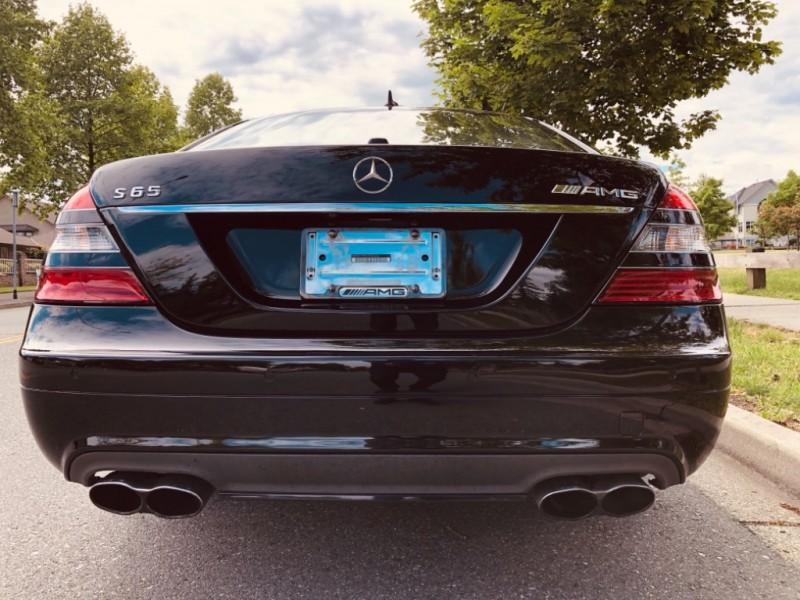 Mercedes-Benz S65 AMG 2007 price $39,995
