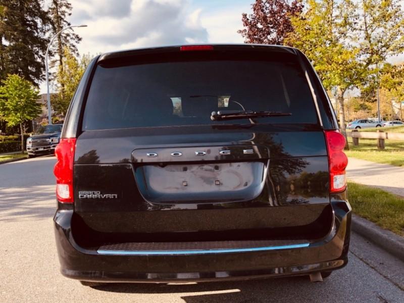 Dodge Grand Caravan 2015 price $16,888