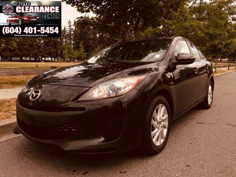 Mazda Mazda3 2013 price $10,888