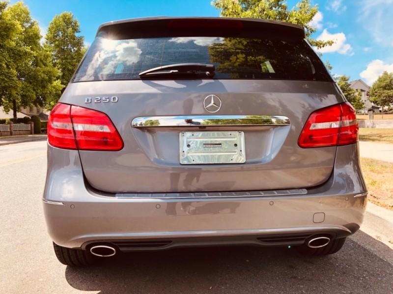 Mercedes-Benz B-Class 2014 price $14,888