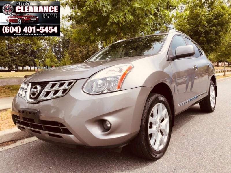 Nissan Rogue 2011 price $10,888