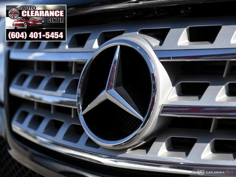 Mercedes-Benz M-Class 2011 price $16,888