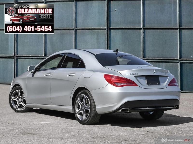 Mercedes-Benz CLA-Class 2014 price $18,888