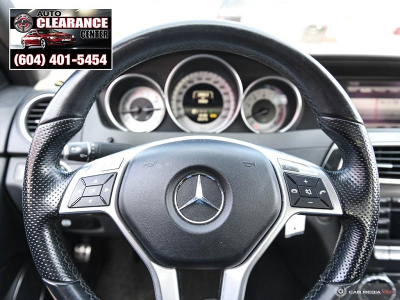 Mercedes-Benz C-Class 2014 price $18,888