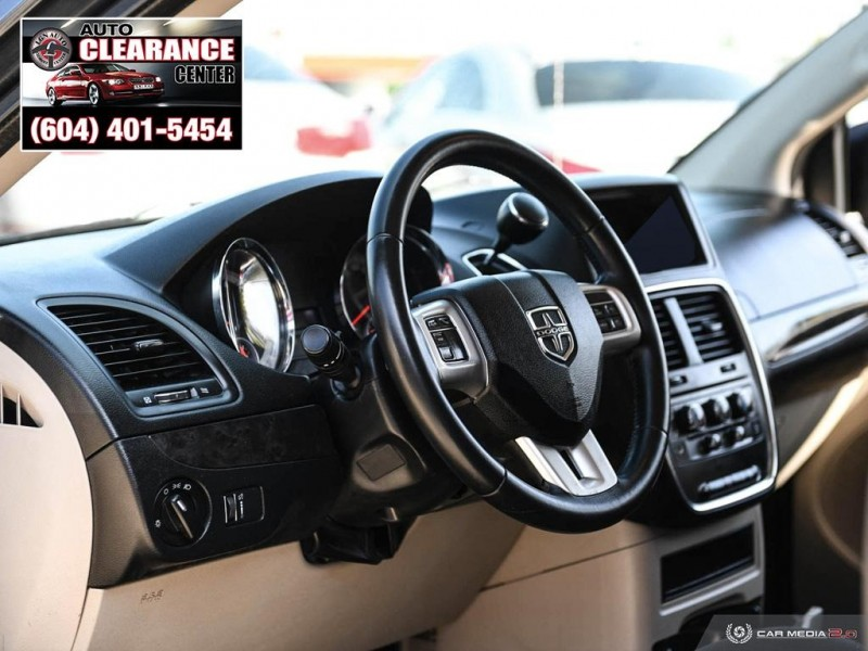 Dodge Grand Caravan 2014 price $11,888