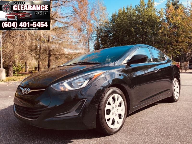 Hyundai Elantra 2014 price $9,888