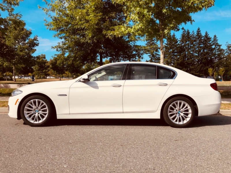BMW 5-Series 2015 price $27,888