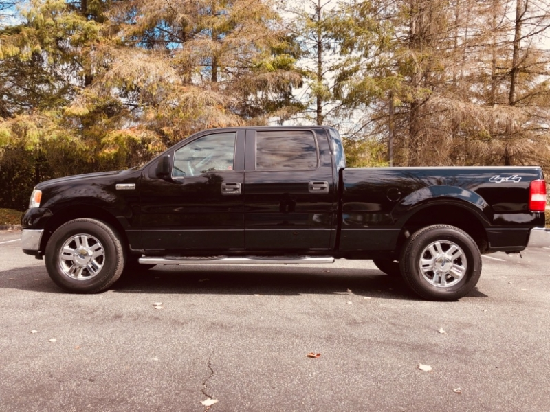 Ford F-150 2007 price $9,988