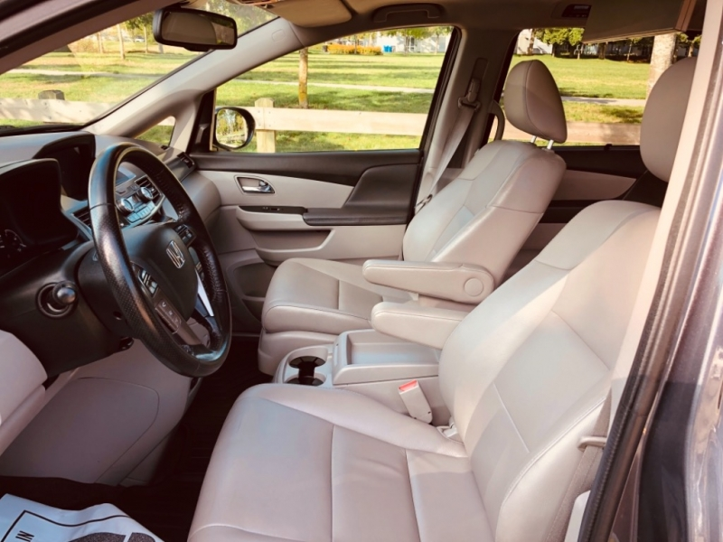 Honda Odyssey 2014 price $27,888