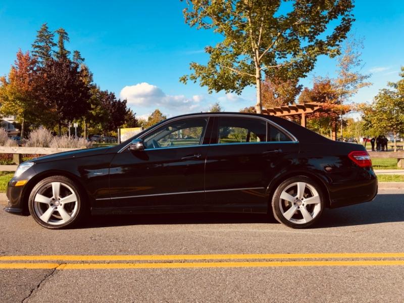 Mercedes-Benz E-Class 2012 price $15,888