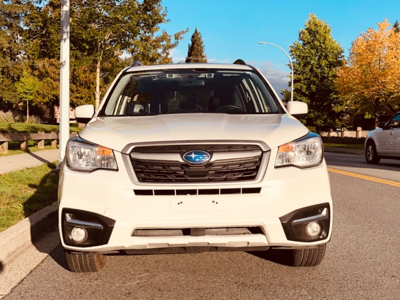 Subaru Forester 2017 price $22,888
