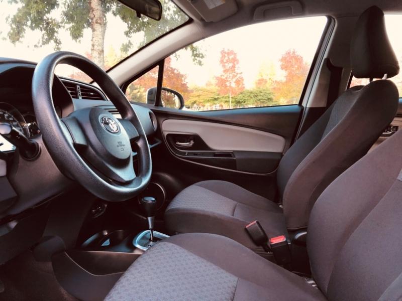 Toyota Yaris 2015 price $13,888