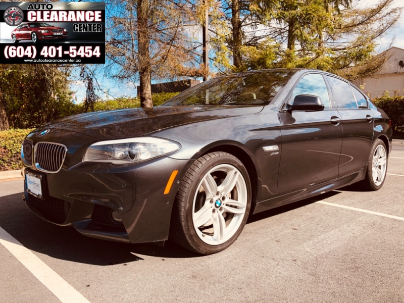 BMW 5-Series 2012 price $15,888