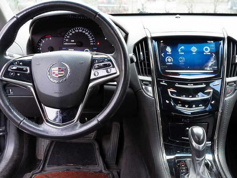 Cadillac ATS 2013 price $12,888