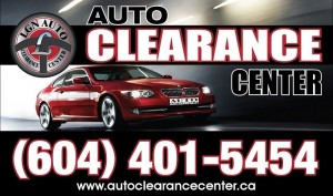 AUTO CLEARANCE CENTER