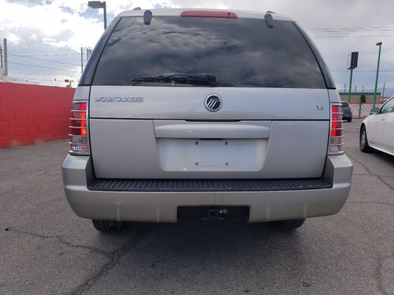 Mercury Mountaineer 2003 price $6,495