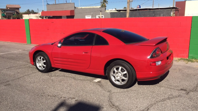 MITSUBISHI ECLIPSE 2002 price Call for Pricing.