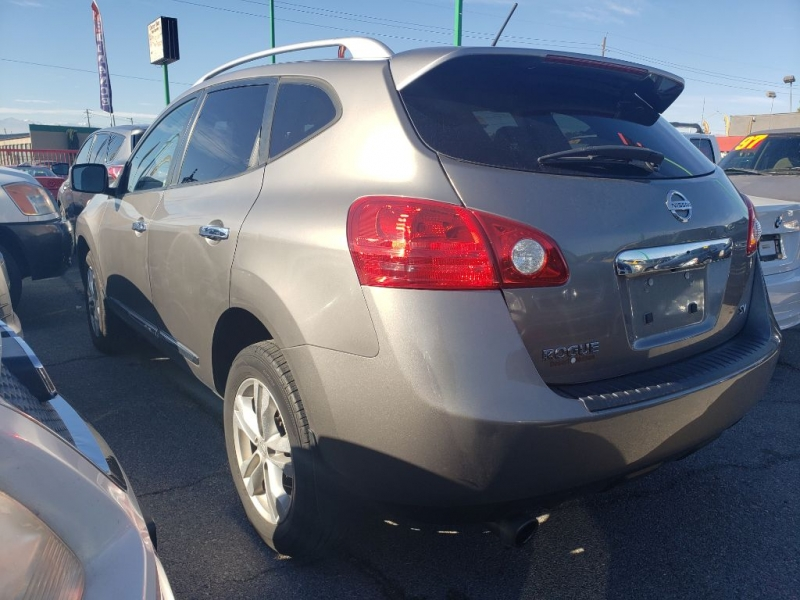 NISSAN ROGUE 2012 price $8,995