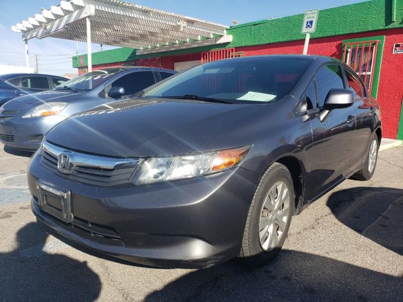 HONDA CIVIC 2012 price $8,495