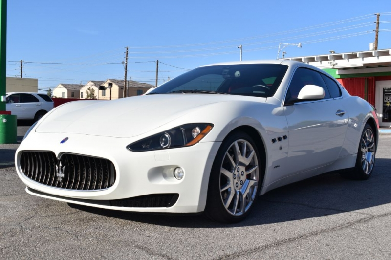 MASERATI GRANTURISMO 2008 price Call for Pricing.
