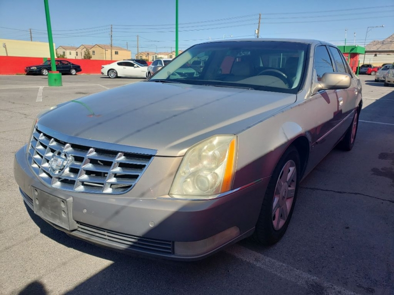 CADILLAC DTS 2007 price $2,988