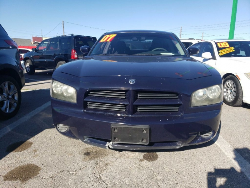 DODGE CHARGER 2007 price $4,988