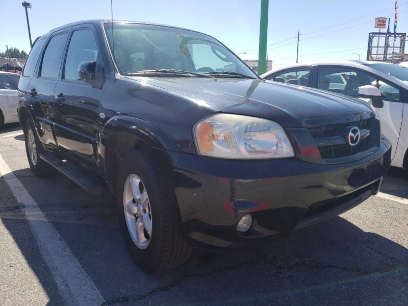 MAZDA TRIBUTE 2005 price Call for Pricing.