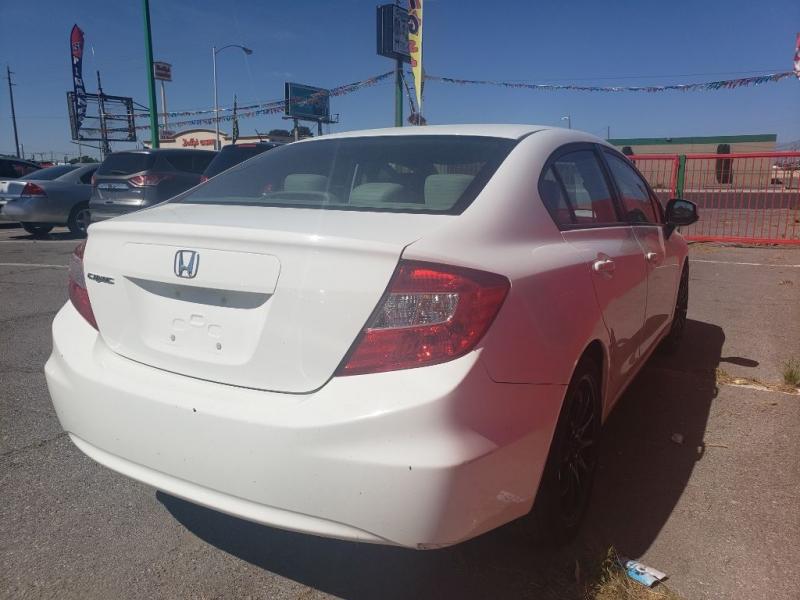 HONDA CIVIC 2012 price $7,988