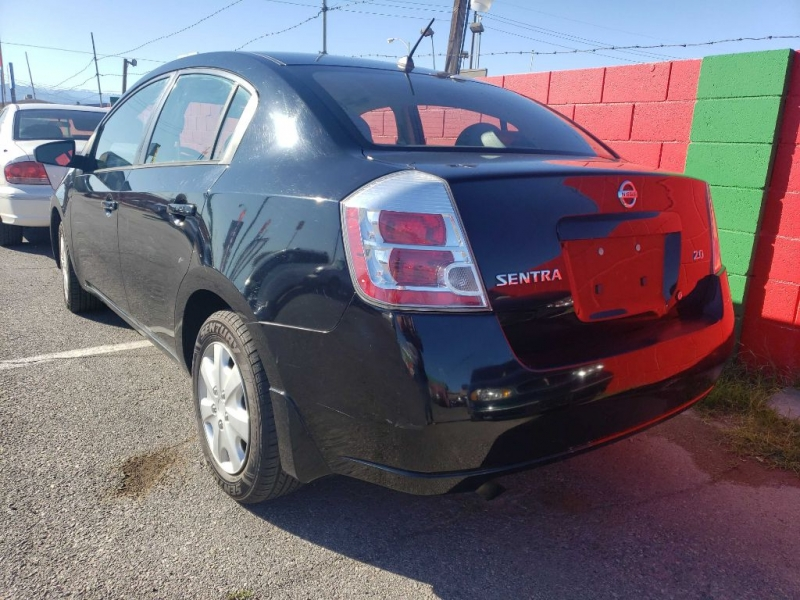 NISSAN SENTRA 2007 price Call for Pricing.