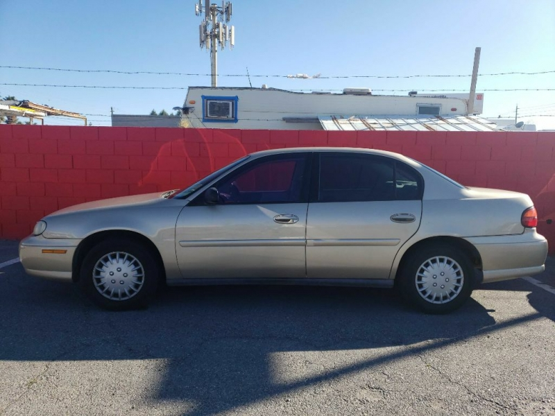 CHEVROLET CLASSIC 2005 price Call for Pricing.
