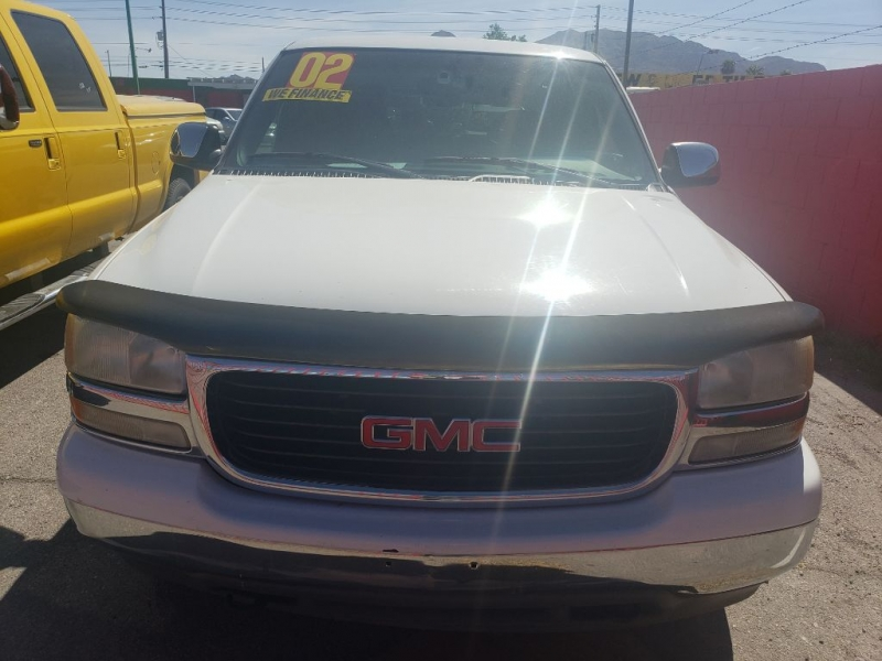 GMC SIERRA 2002 price $4,988