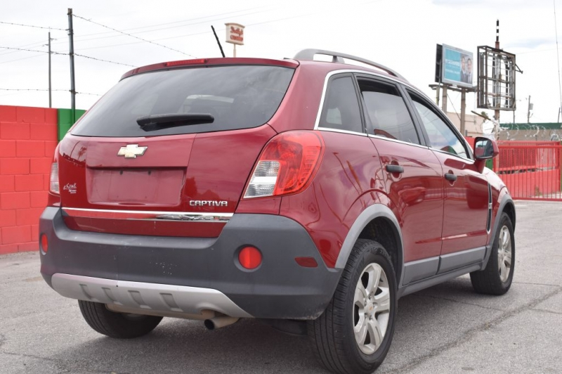 CHEVROLET CAPTIVA 2014 price Call for Pricing.