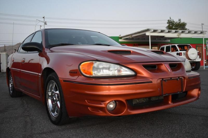 PONTIAC GRAND AM 2004 price $1,988