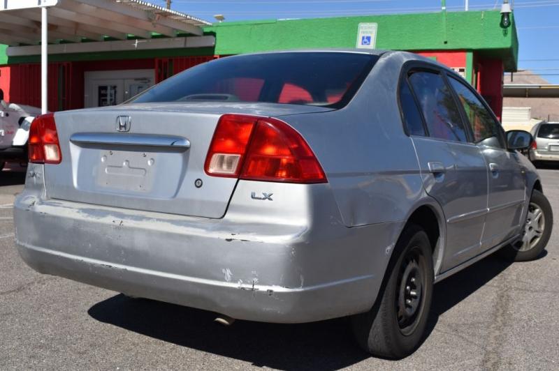 HONDA CIVIC 2002 price $2,888