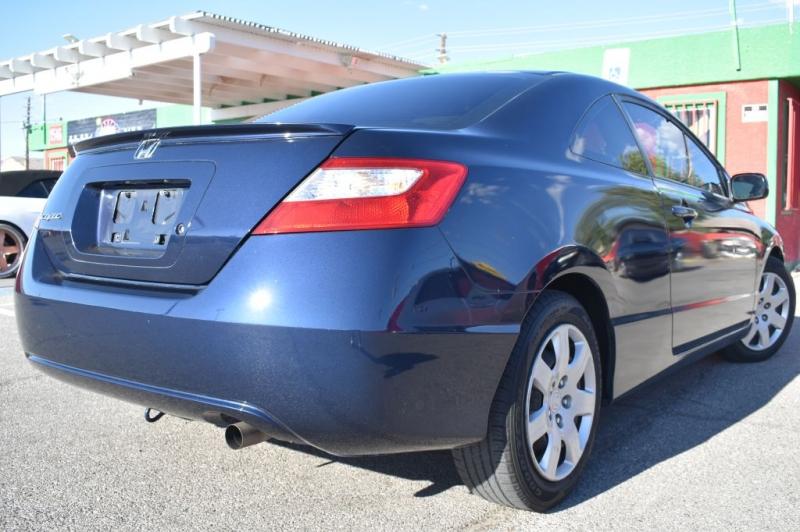 HONDA CIVIC 2007 price $5,488