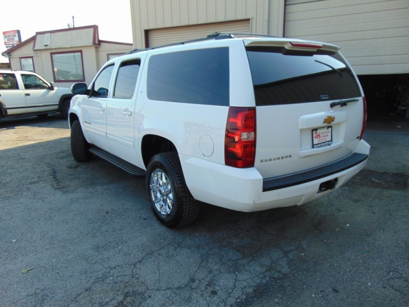 CHEVROLET SUBURBAN 2012 price Call for Pricing.