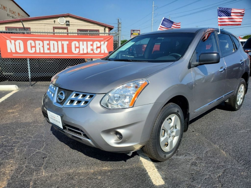 NISSAN ROGUE 2013 price $11,995