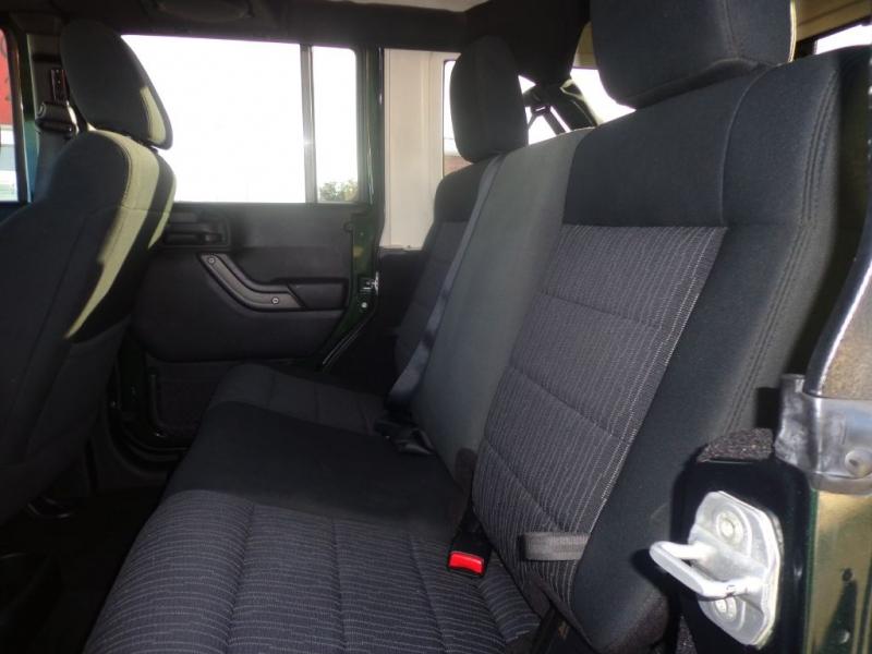 JEEP WRANGLER UNLIMI 2011 price $18,900