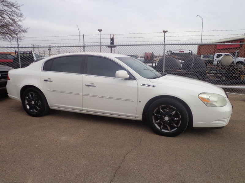 2006 Buick Lucerne Cxl A 1 Motors Auto Dealership In Lubbock