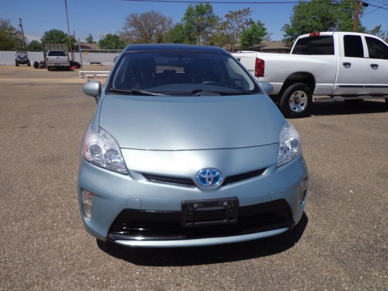 TOYOTA PRIUS 2014 price $10,500