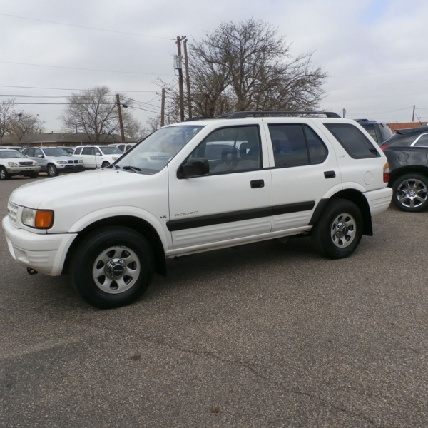 ISUZU RODEO 1999 price $4,995