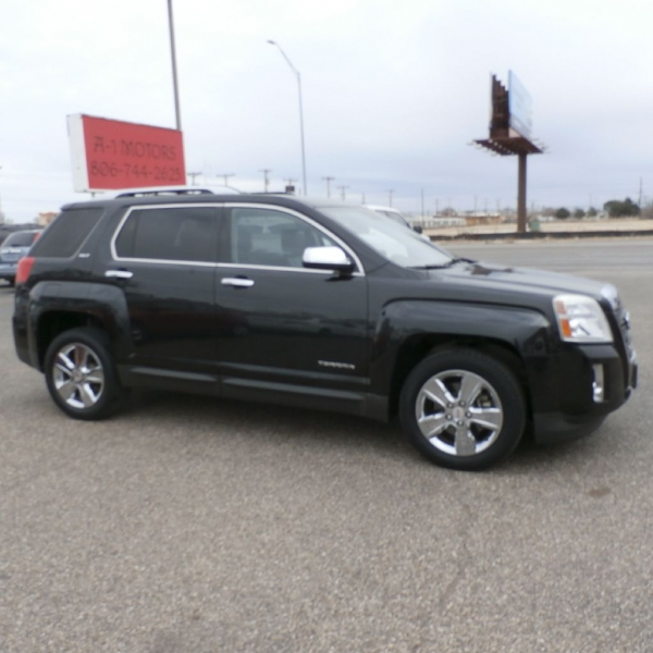 GMC TERRAIN 2015 price $13,900