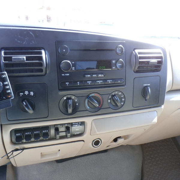 FORD F250 2006 price $8,900