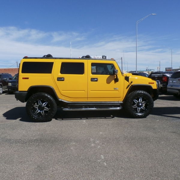 HUMMER H2 2005 price $11,900
