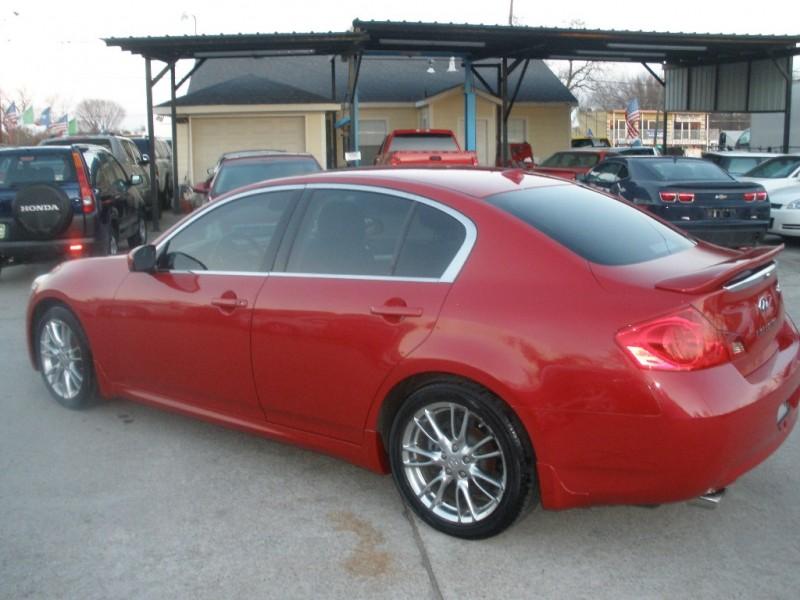 Infiniti G35 Sedan 2007 price $5,500