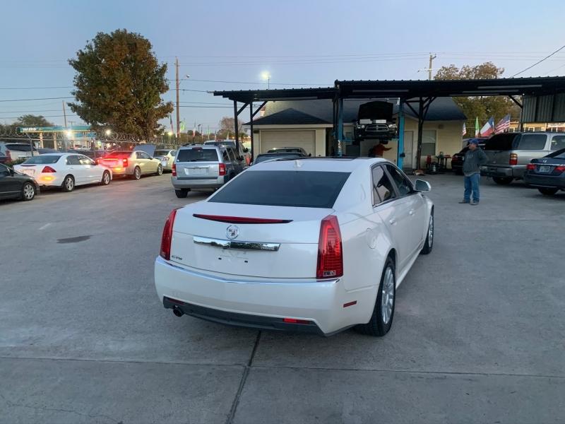 Cadillac CTS Sedan 2011 price $10,500