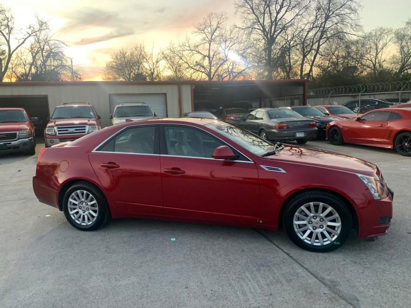 Cadillac CTS Sedan 2010 price $14,500