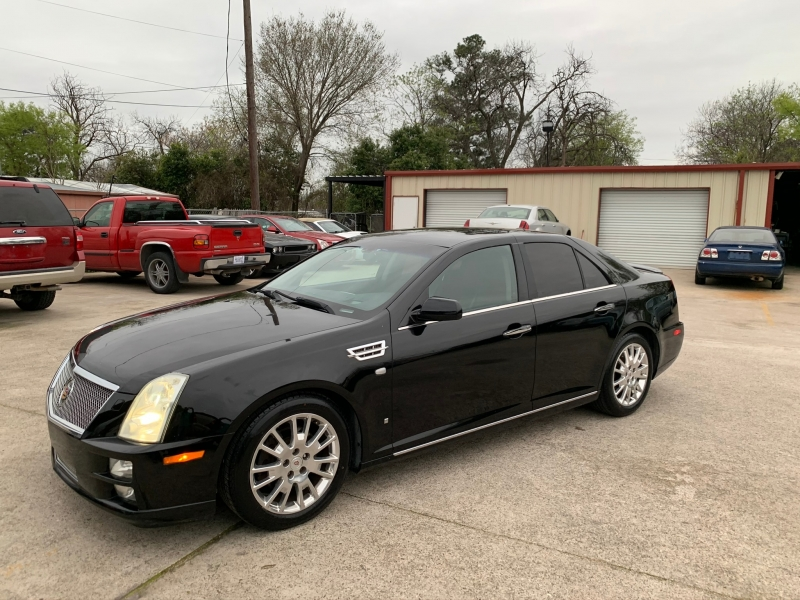 Cadillac STS 2008 price $6,000
