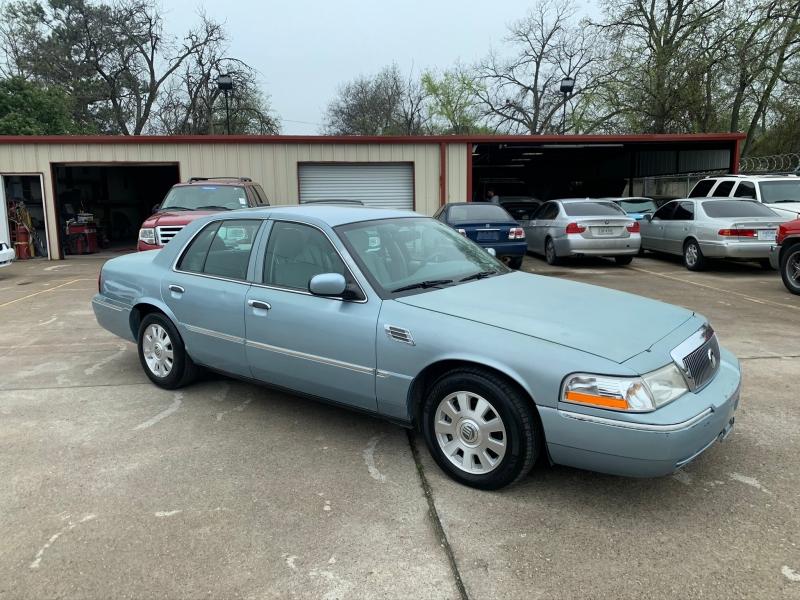 Mercury Grand Marquis 2004 price $3,500